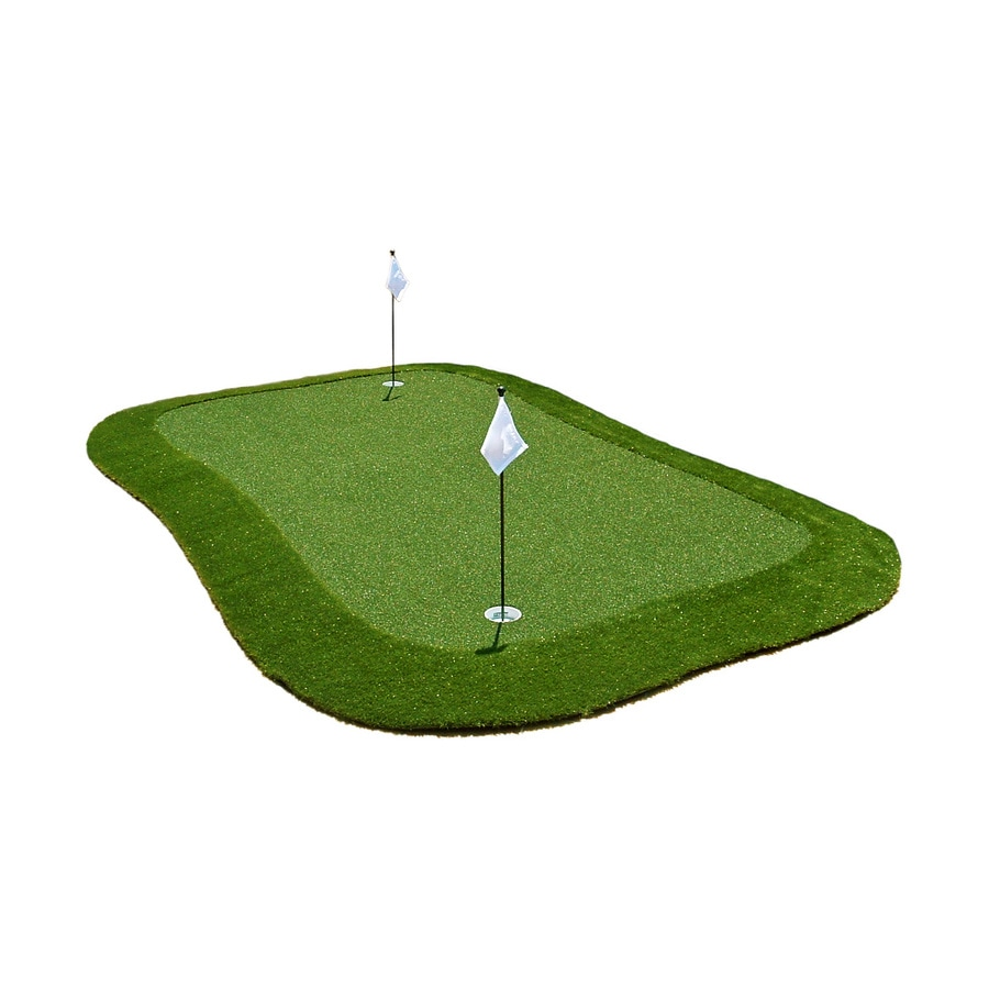 SYNLawn 14-ft x 8-ft Greenmaker Putting Green