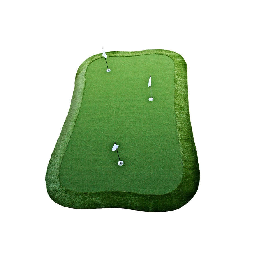 SYNLawn 16-ft x 10-ft Greenmaker Putting Green