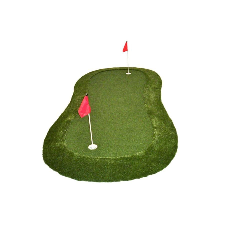 Shop Synlawn 12 Ft X 6 Ft Greenmaker Putting Green At