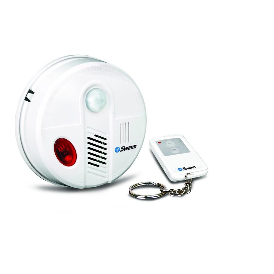 Swann Ceiling Alarm Motion Detector W/ Remote Control