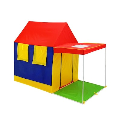 on sale 06814 5607e Gigatent My First Summer Home Kids Play Tent at Lowes.com