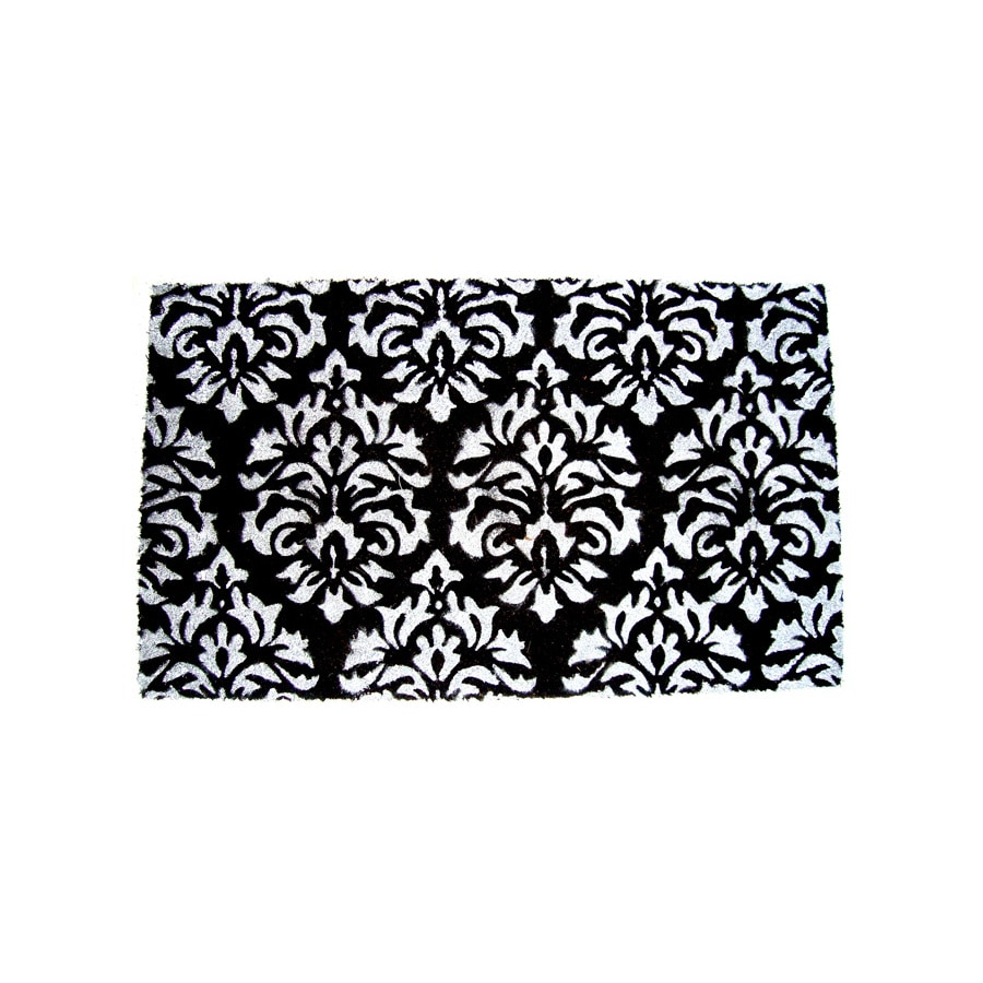 allen + roth Rectangular Door Mat (Common: 18-in x 30-in; Actual: 18-in x 30-in)