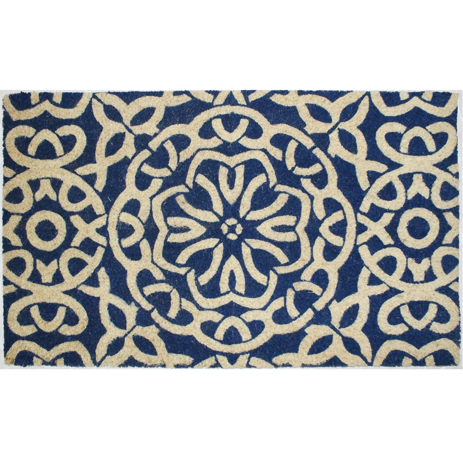 Rectangular Door Mat (Actual: 18-in x 30-in)