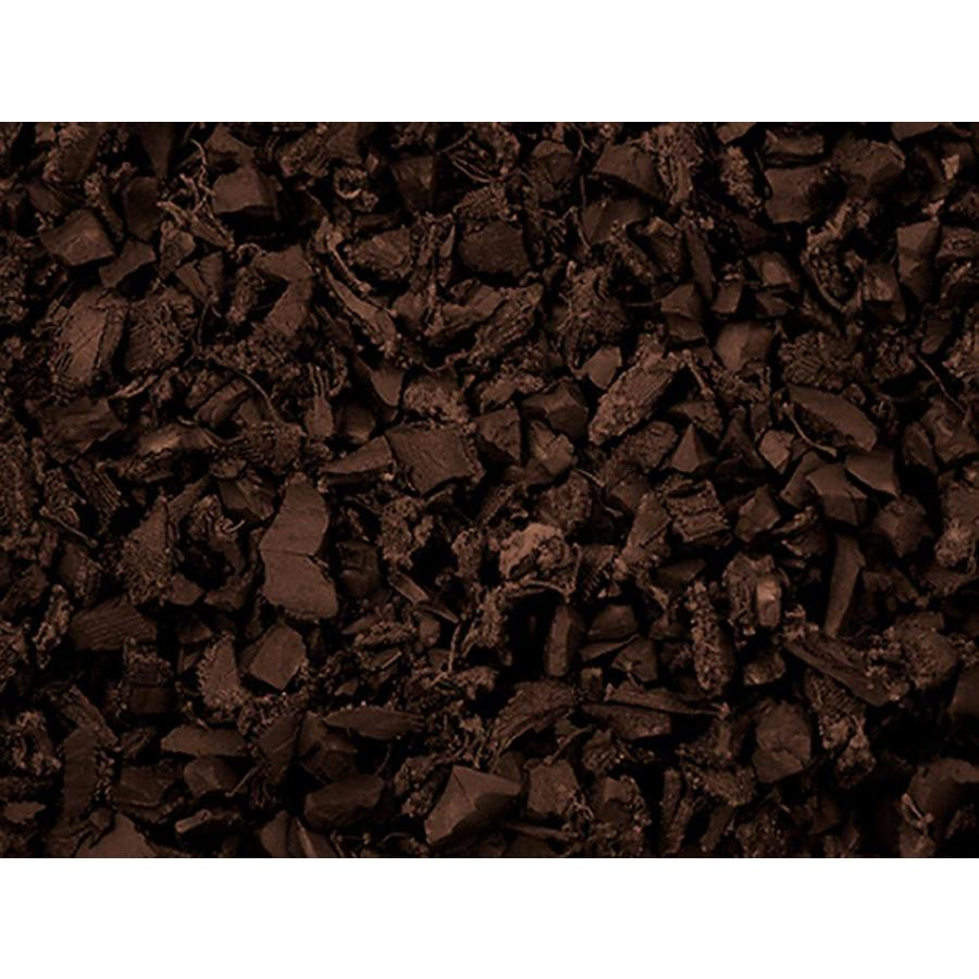 RePlay 37.5-cu ft Rubber Nuggets Brown Bulk Mulch (Playground Certified)