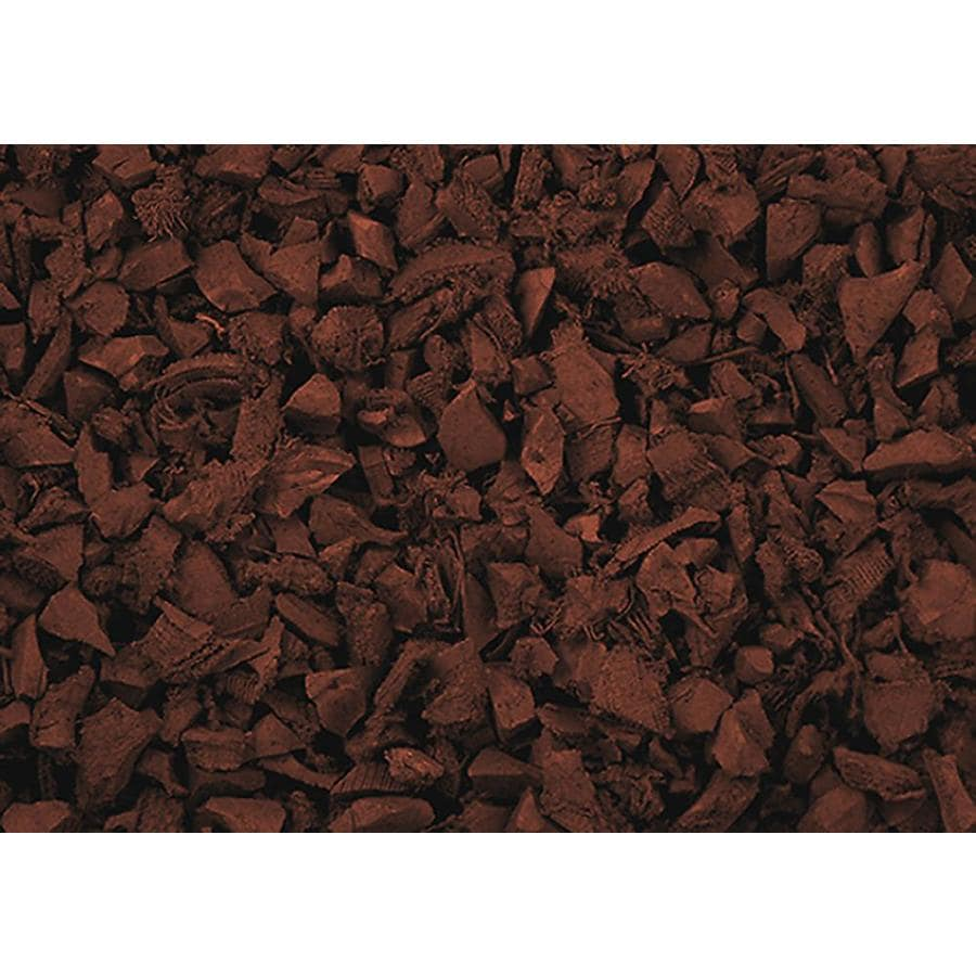 RePlay 37.5-cu ft Rubber Nuggets Red Bulk Mulch (Playground Certified)