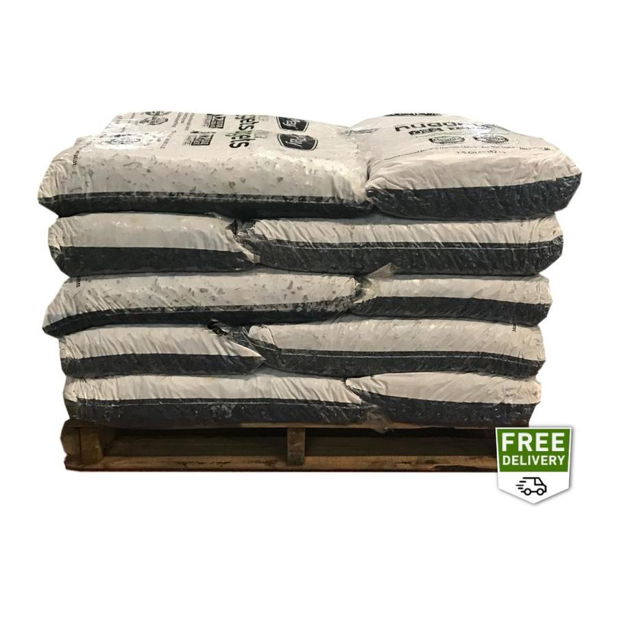 RePlay 37.5-cu ft Rubber Nuggets Green Bulk Mulch (Playground Certified)