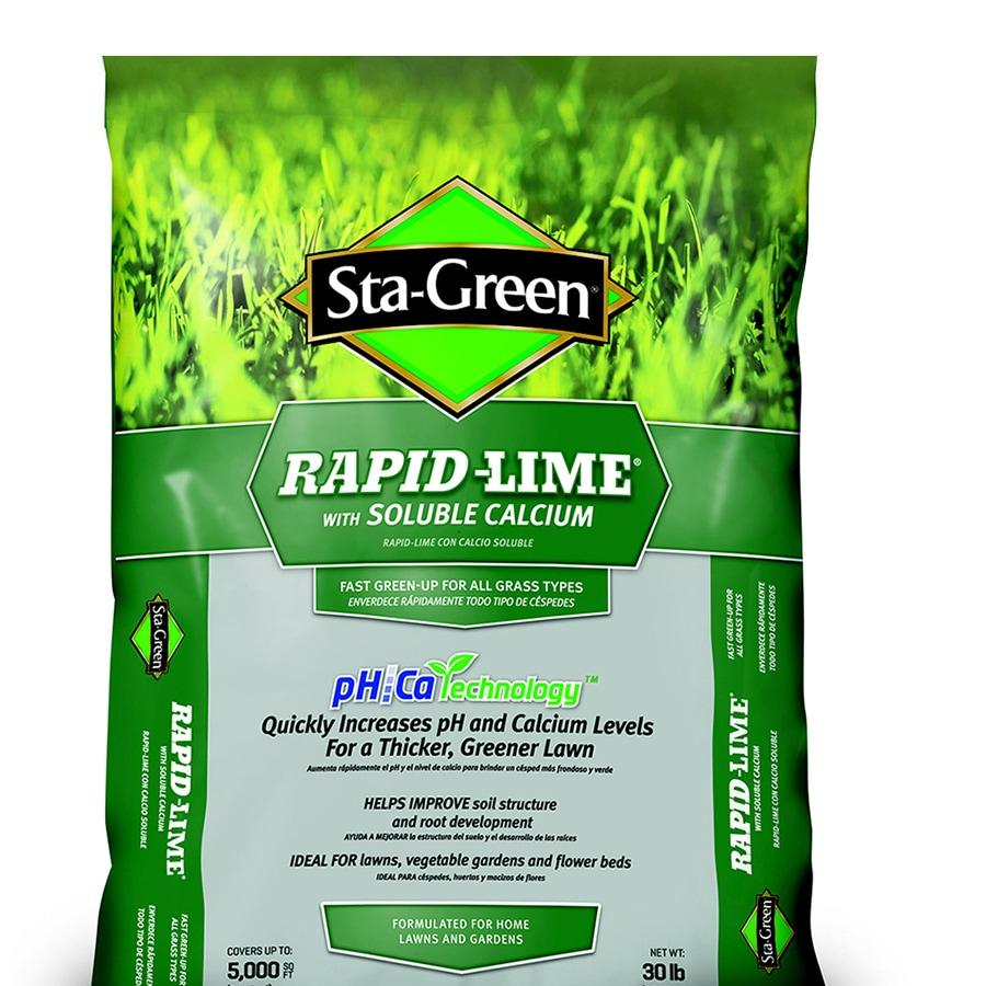 Sta Green 30 Lb Lime Balance Soil