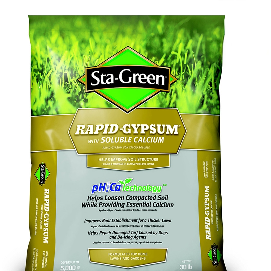 Sta-Green 30-lb Gypsum