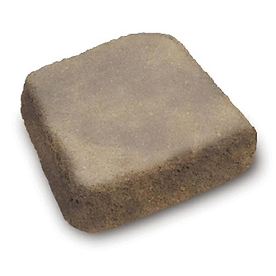 Tan/Brown Retaining Wall Cap (Common: 10-in x 12-in; Actual: 10-in x 12-in)