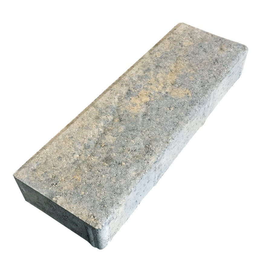 Campton Sandy Grey Paver (Common: 6-in x 18-in; Actual: 5.921-in x 17.921-in)