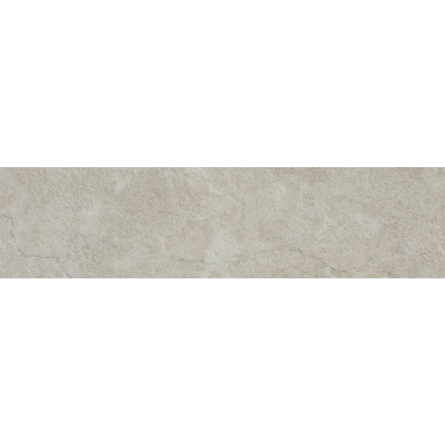 FLOORS 2000 Delhi Salmon Porcelain Bullnose Tile (Common: 3-in x 18-in; Actual: 3-in x 17.72-in)