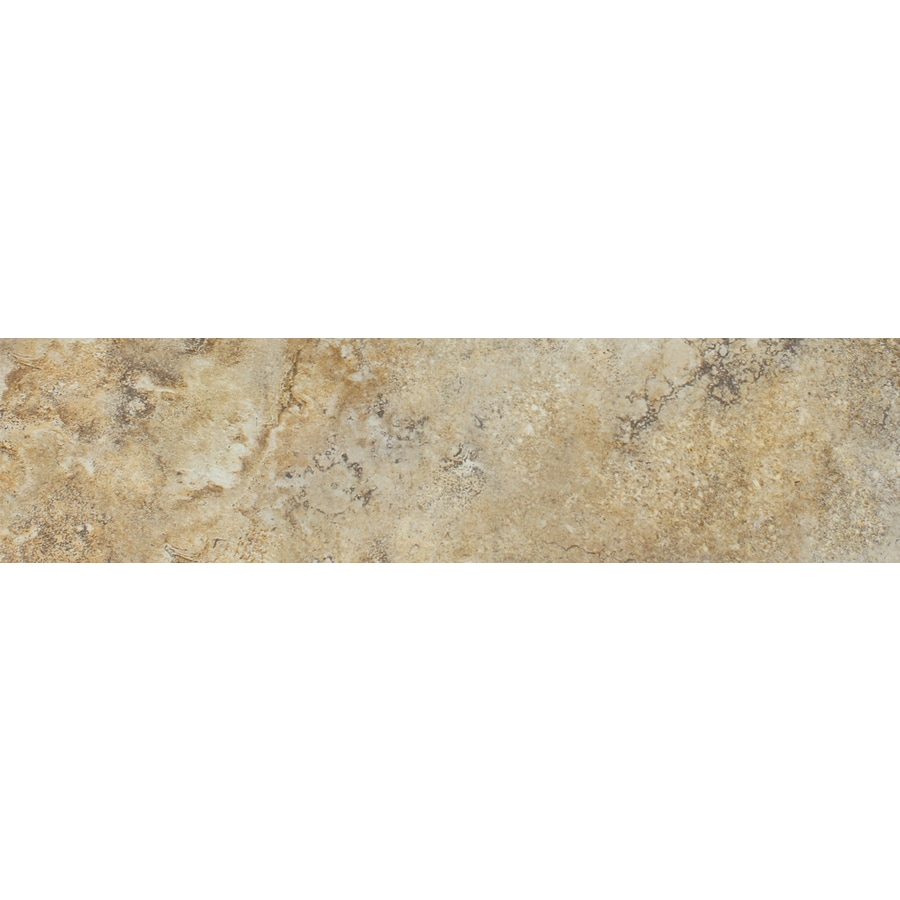 FLOORS 2000 Marmaris Beige Porcelain Bullnose Tile (Common: 3-in x 18-in; Actual: 3-in x 17.72-in)
