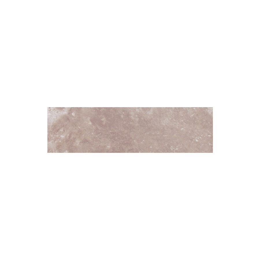 FLOORS 2000 Torino Noce Ceramic Bullnose Tile (Common: 3-in x 18-in; Actual: 3-in x 17.72-in)