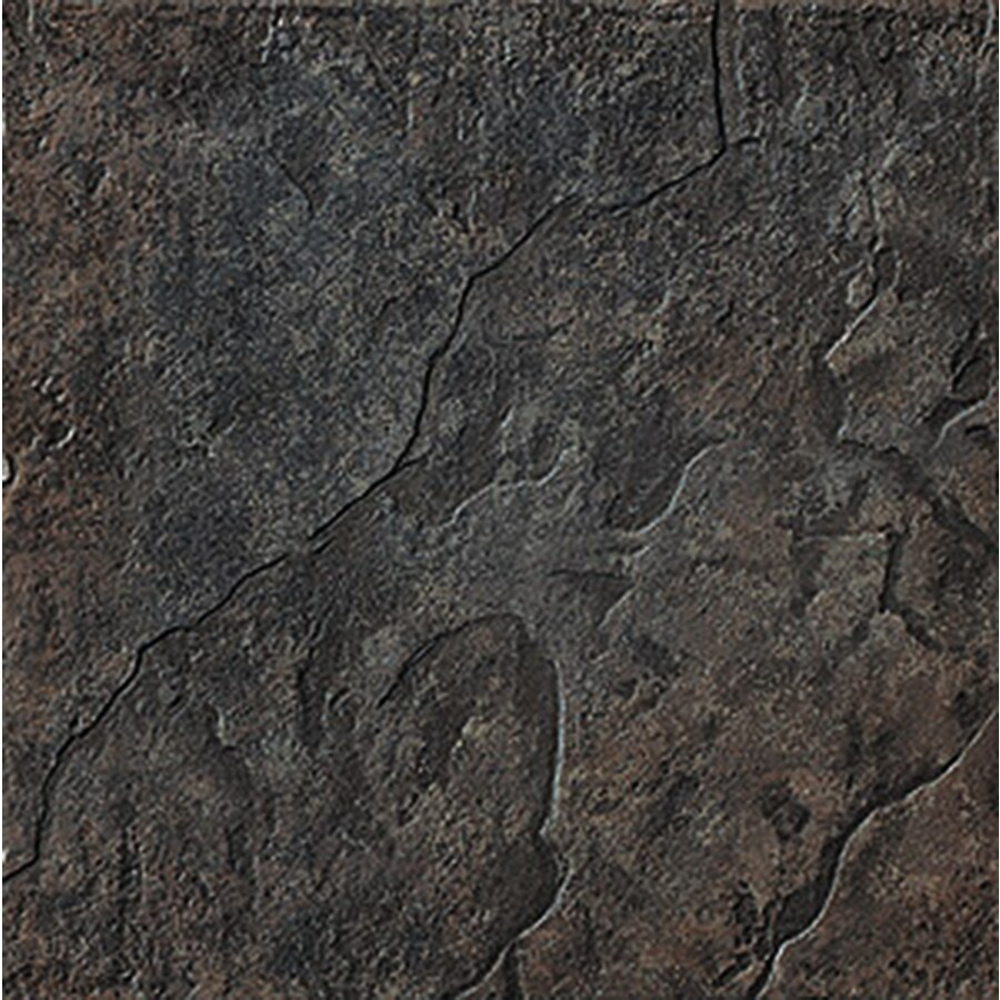 FLOORS 2000 Riverstone 13-Pack Fuerte Porcelain Floor and Wall Tile (Common: 13-in x 13-in; Actual: 13.1-in x 13.11-in)