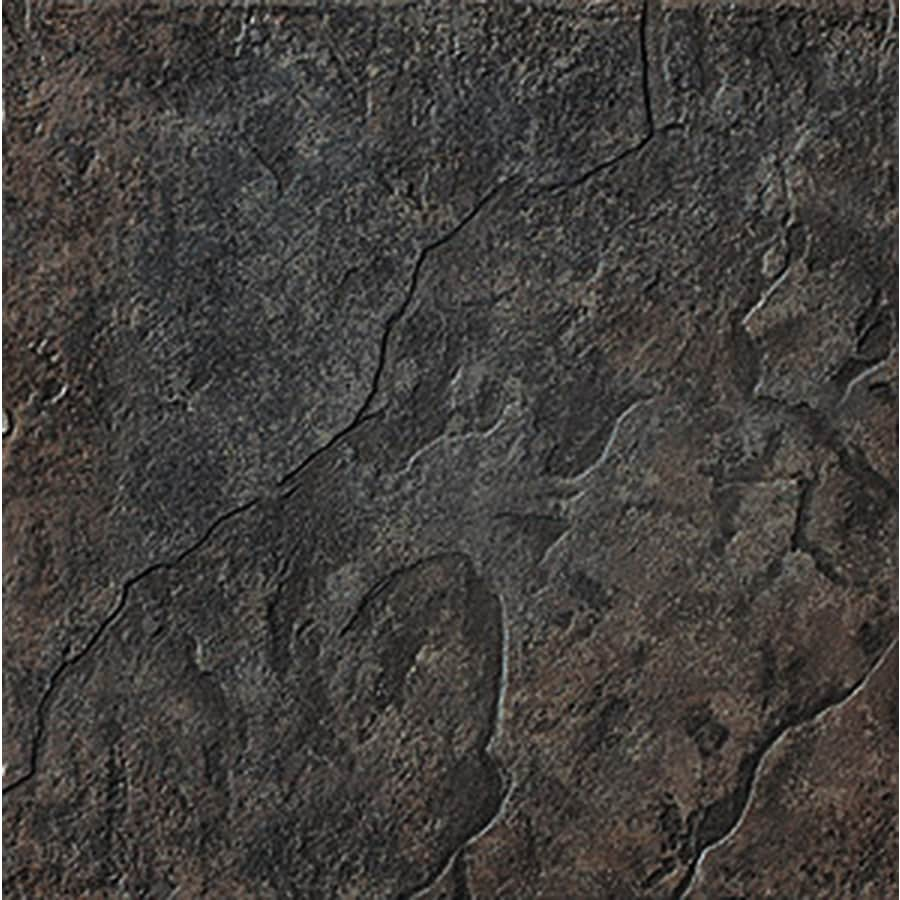 FLOORS 2000 Riverstone 6-Pack Fuerte Porcelain Floor and Wall Tile (Common: 20-in x 20-in; Actual: 19.68-in x 19.68-in)