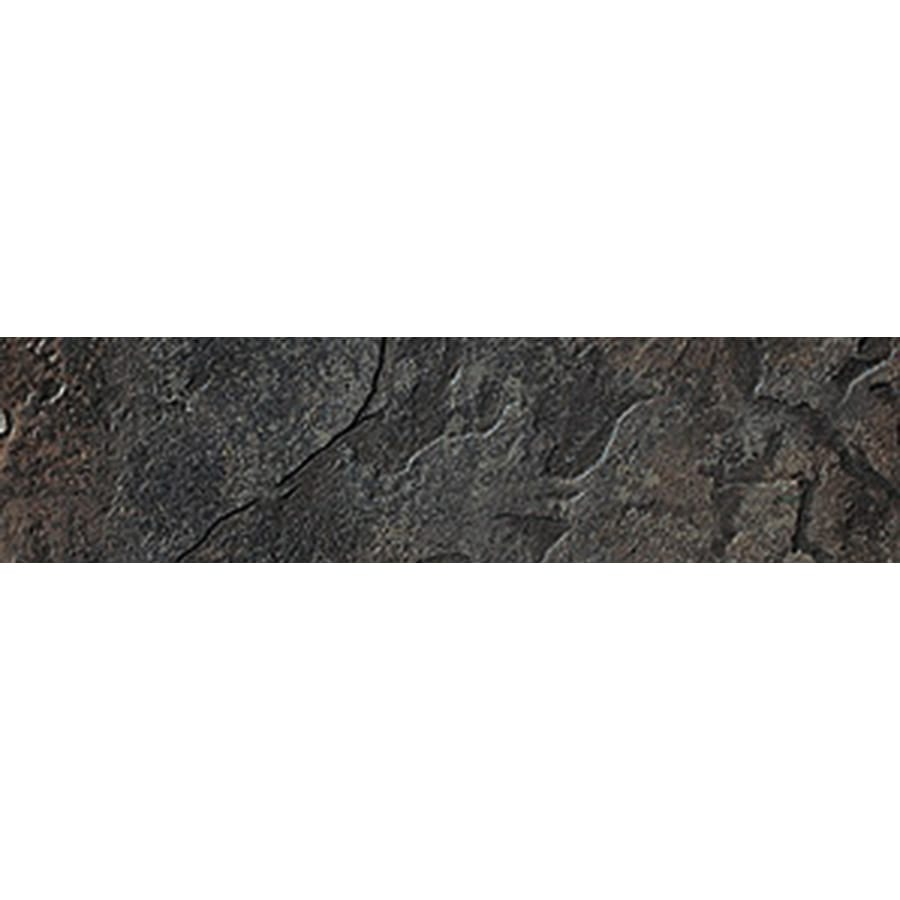 FLOORS 2000 Riverstone Fuerte Porcelain Bullnose Tile (Common: 3-in x 13-in; Actual: 3-in x 13.11-in)