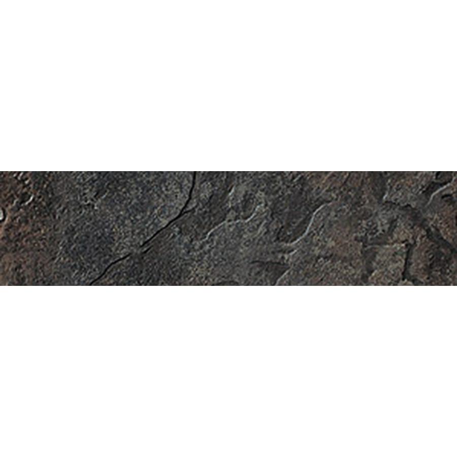 FLOORS 2000 Riverstone Fuerte Porcelain Bullnose Tile (Common: 3-in x 13-in; Actual: 3-in x 13.11-in)