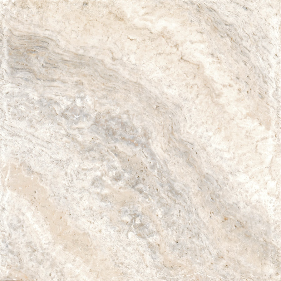 FLOORS 2000 Vitality 11-Pack Wind Porcelain Floor and Wall Tile (Common: 12-in x 12-in; Actual: 11.92-in x 11.92-in)
