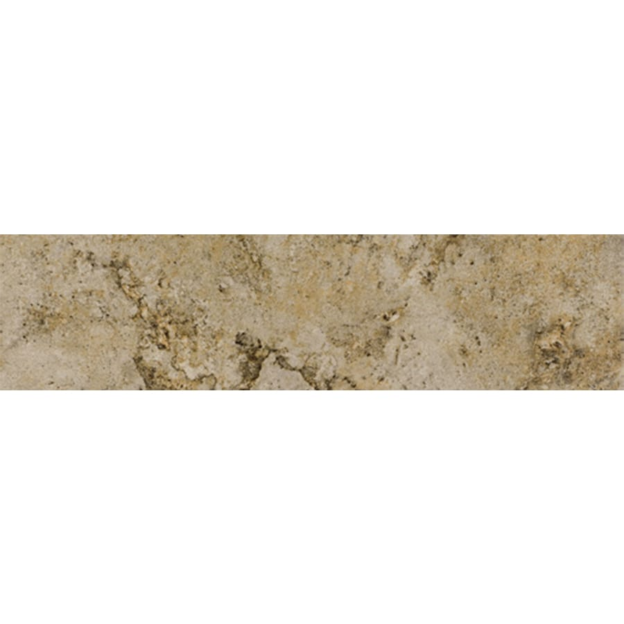 FLOORS 2000 Corfinio Fresco Porcelain Bullnose Tile (Common: 3-in x 18-in; Actual: 3-in x 17.91-in)