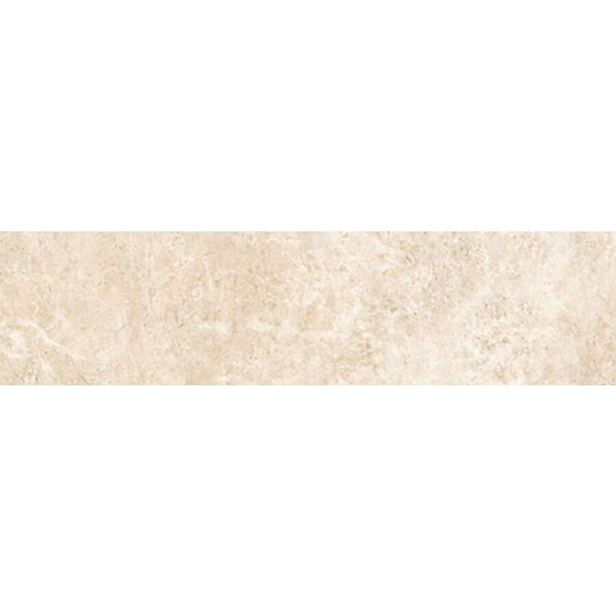 FLOORS 2000 Headline Herald Porcelain Bullnose Tile (Common: 3-in x 12-in; Actual: 3-in x 11.92-in)