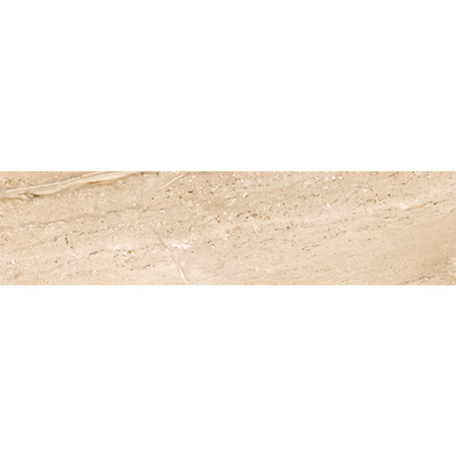 FLOORS 2000 Headline Observer Porcelain Bullnose Tile (Common: 3-in x 12-in; Actual: 3-in x 11.92-in)