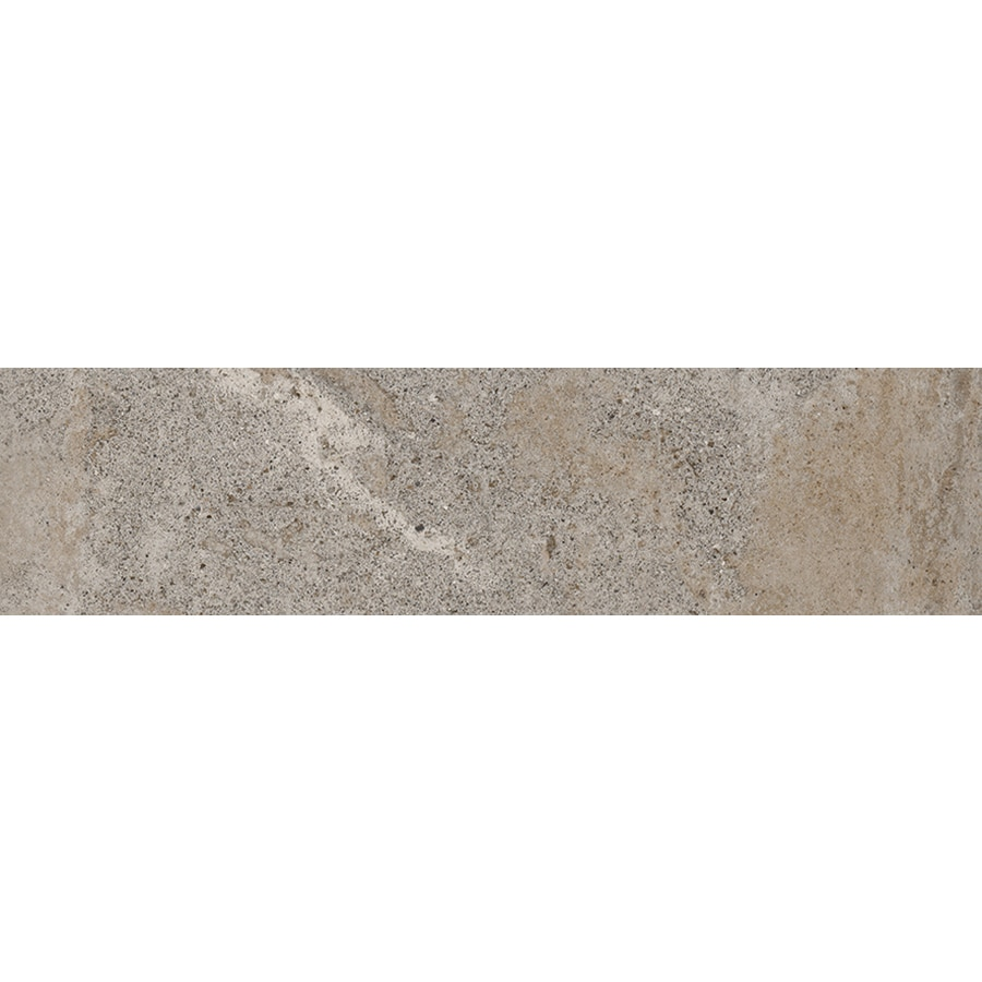 FLOORS 2000 Bridgeport Summer Porcelain Bullnose Tile (Common: 3-in x 12-in; Actual: 3-in x 11.81-in)