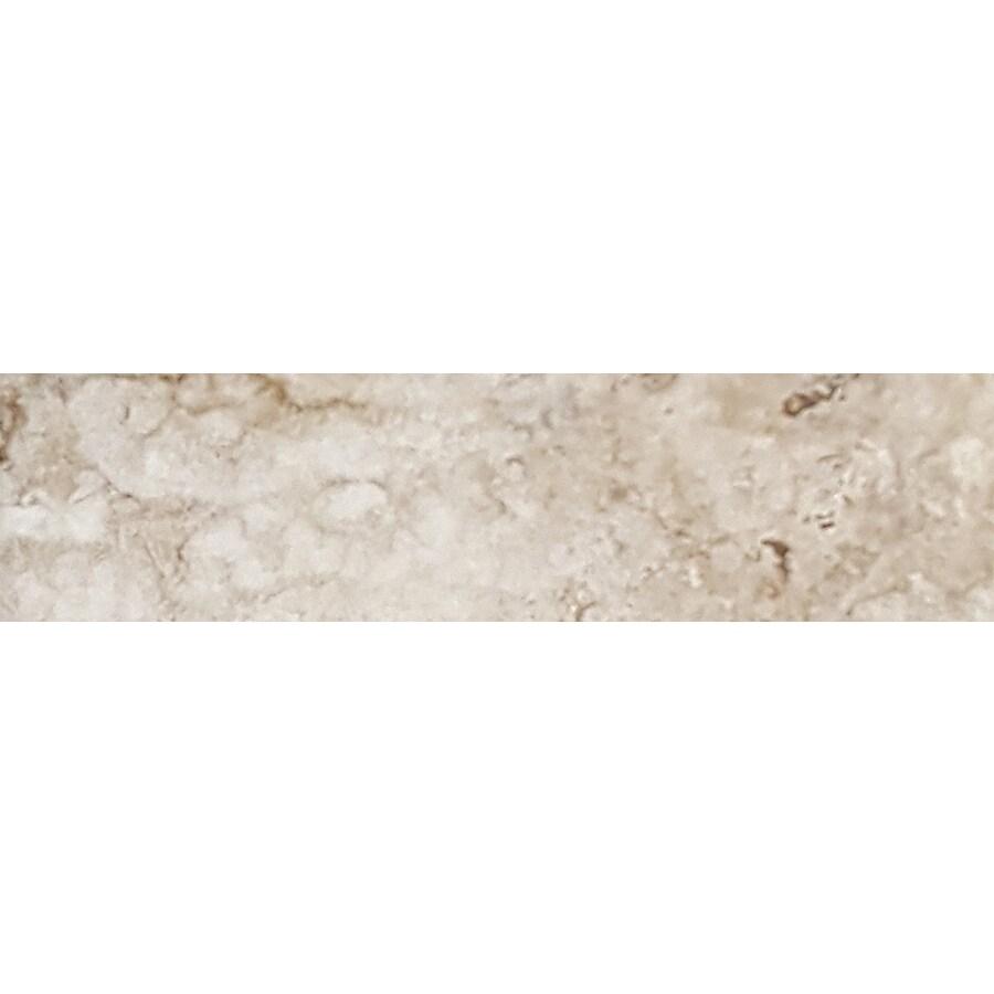 FLOORS 2000 Vesta Gray Porcelain Bullnose Tile (Common: 3-in x 13-in; Actual: 3-in x 13.11-in)
