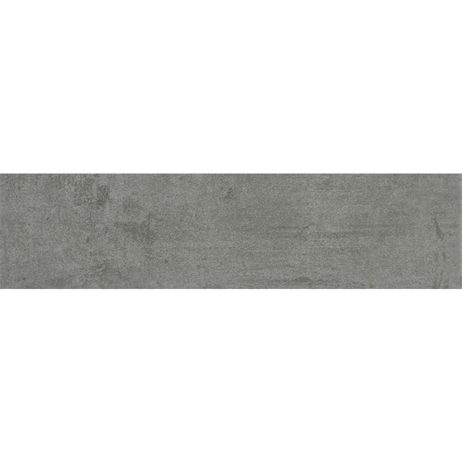 FLOORS 2000 Element Concreto Porcelain Bullnose Tile (Common: 3-in x 12-in; Actual: 3-in x 11.81-in)