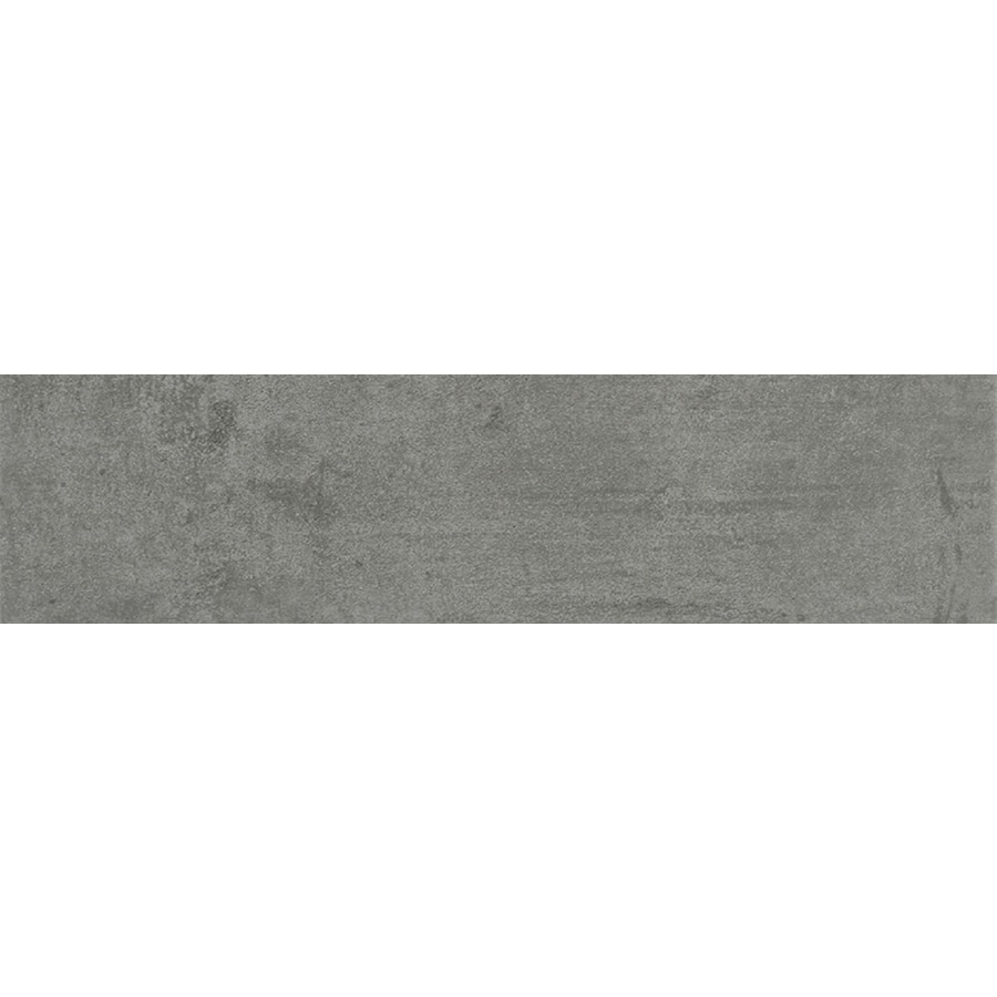 FLOORS 2000 Element Concreto Porcelain Bullnose Tile (Common: 3-in x 18-in; Actual: 3-in x 17.75-in)
