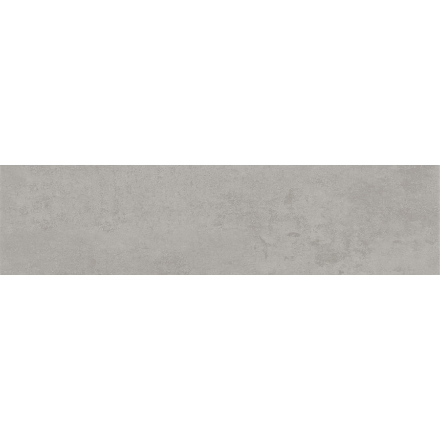 FLOORS 2000 Element Gray Porcelain Bullnose Tile (Common: 3-in x 18-in; Actual: 3-in x 17.75-in)