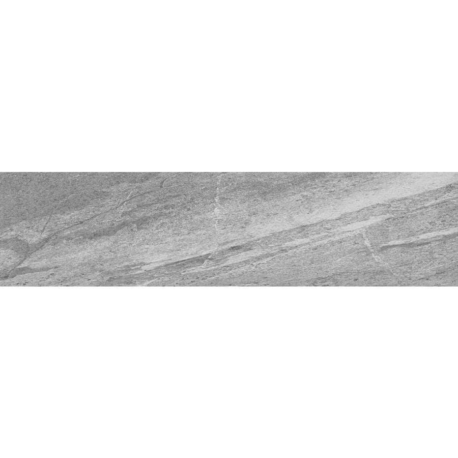 FLOORS 2000 BIS Grafite Porcelain Bullnose Tile (Common: 3-in X 12-in; Actual: 11.85-in x 3-in)