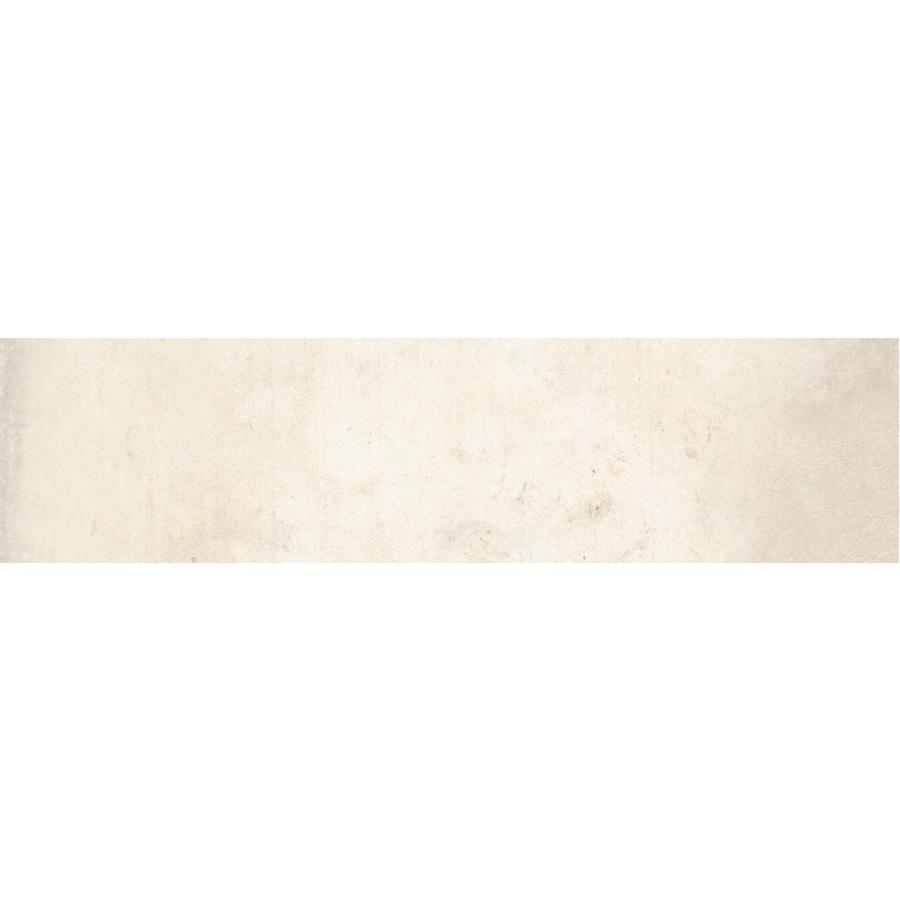 FLOORS 2000 Metropolitan Beige Porcelain Bullnose Tile (Common: 3-in X 12-in; Actual: 11.81-in x 3-in)