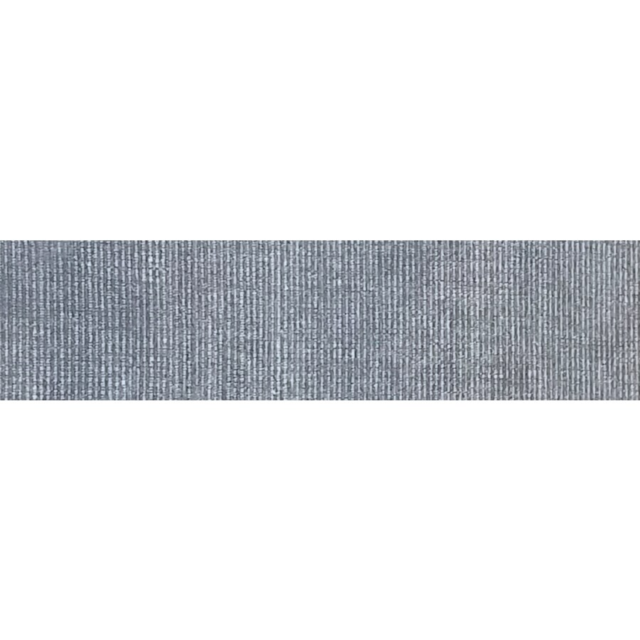 FLOORS 2000 Faroe Celeste Porcelain Bullnose Tile (Common: 3-in X 12-in; Actual: 12-in x 3-in)