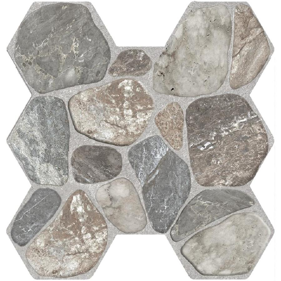 Floors 2000 Sample Sunstone Grey Porcelain Floor Tile