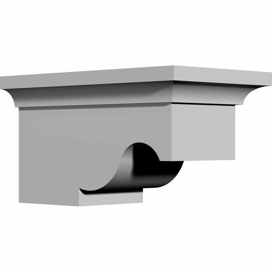 Ekena Millwork 4.625-in x 4-in Polyurethane Corbel