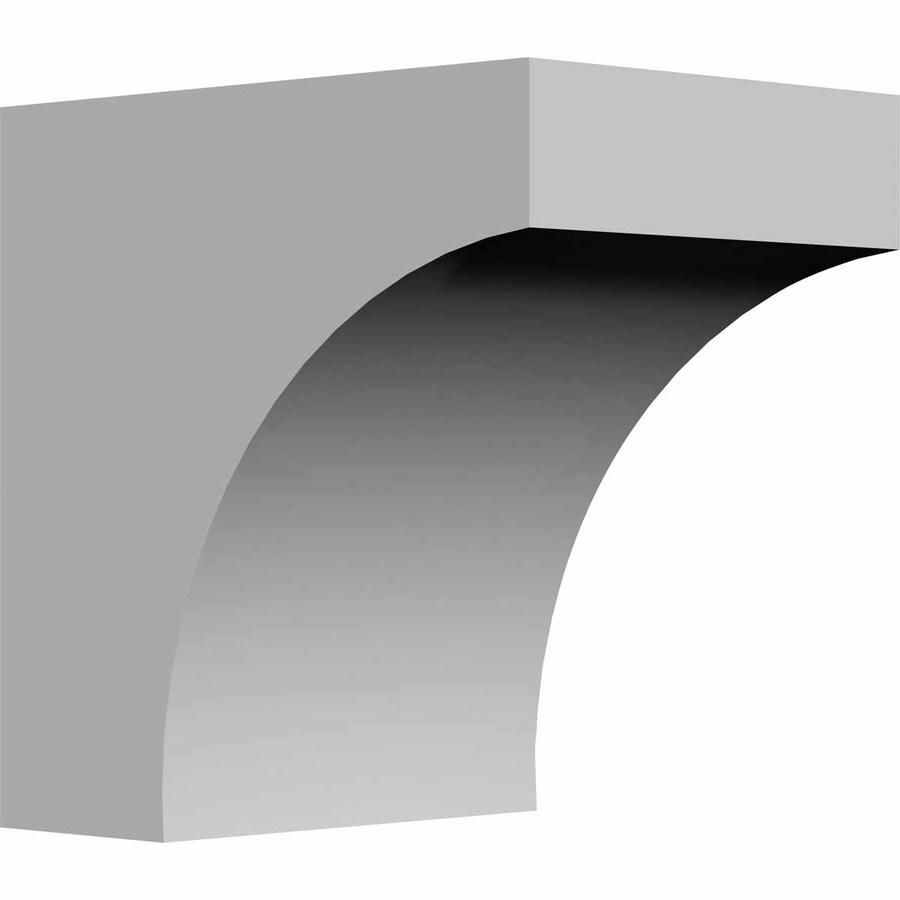 Ekena Millwork 5.5-in x 7.25-in Stockport Polyurethane Corbel