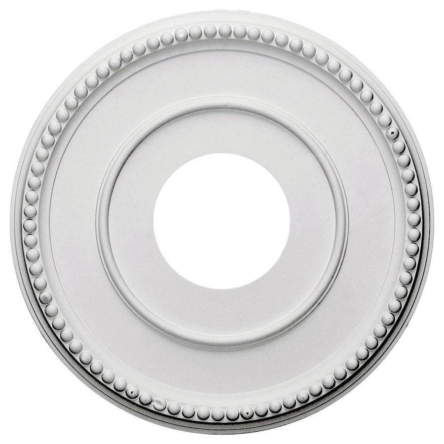 Ekena Millwork Bradford 12.5-in x 12.5-in Polyurethane Ceiling Medallion