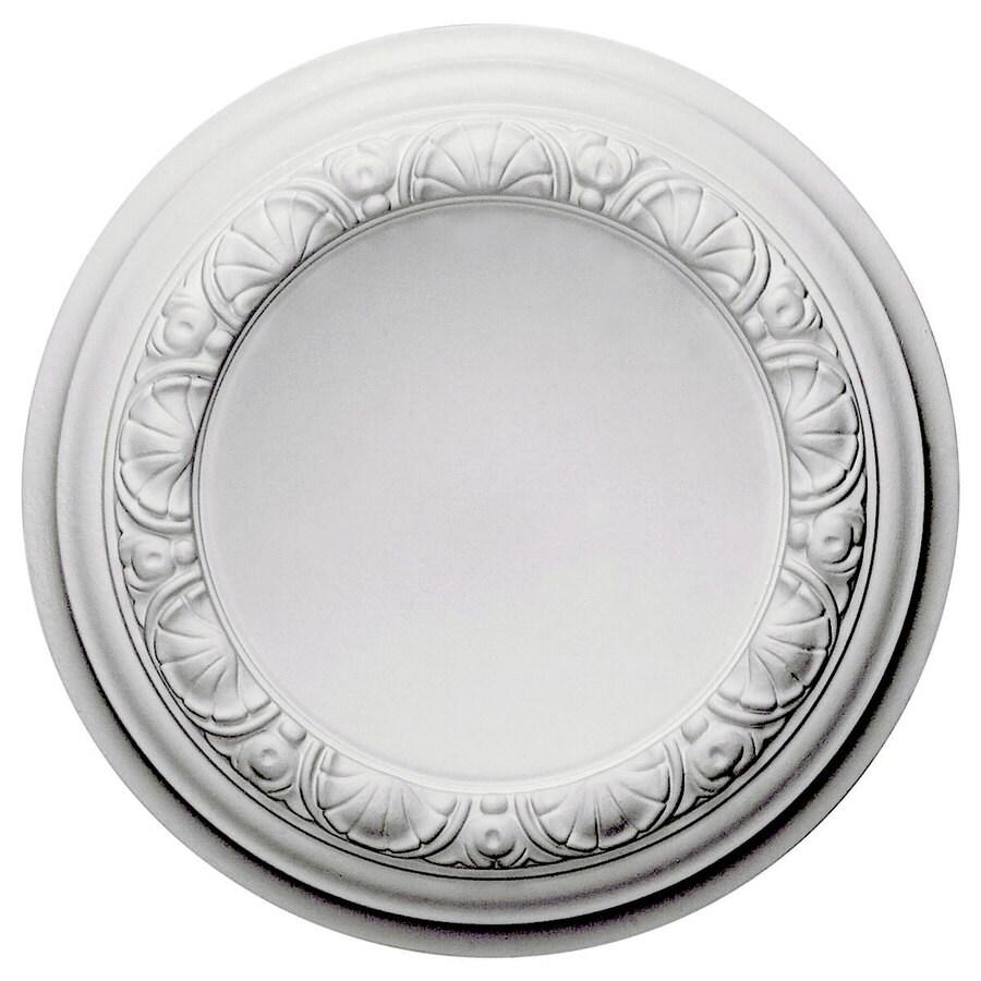 Ekena Millwork Carlsbad 12.5-in x 12.5-in Polyurethane Ceiling Medallion