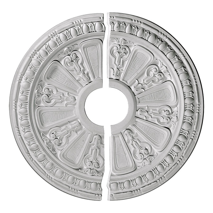 Ekena Millwork Raymond 17.625-in x 17.625-in Polyurethane Ceiling Medallion