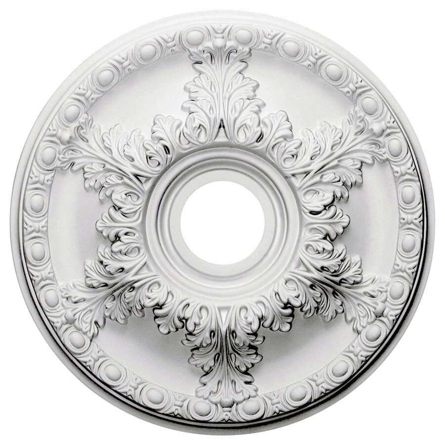 Ekena Millwork Granada 19.125-in x 19.125-in Polyurethane Ceiling Medallion