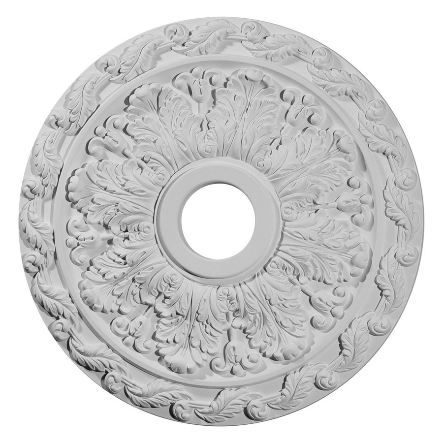 n lighting o ekena ceiling medallions medallion accessories millwork the in x b d