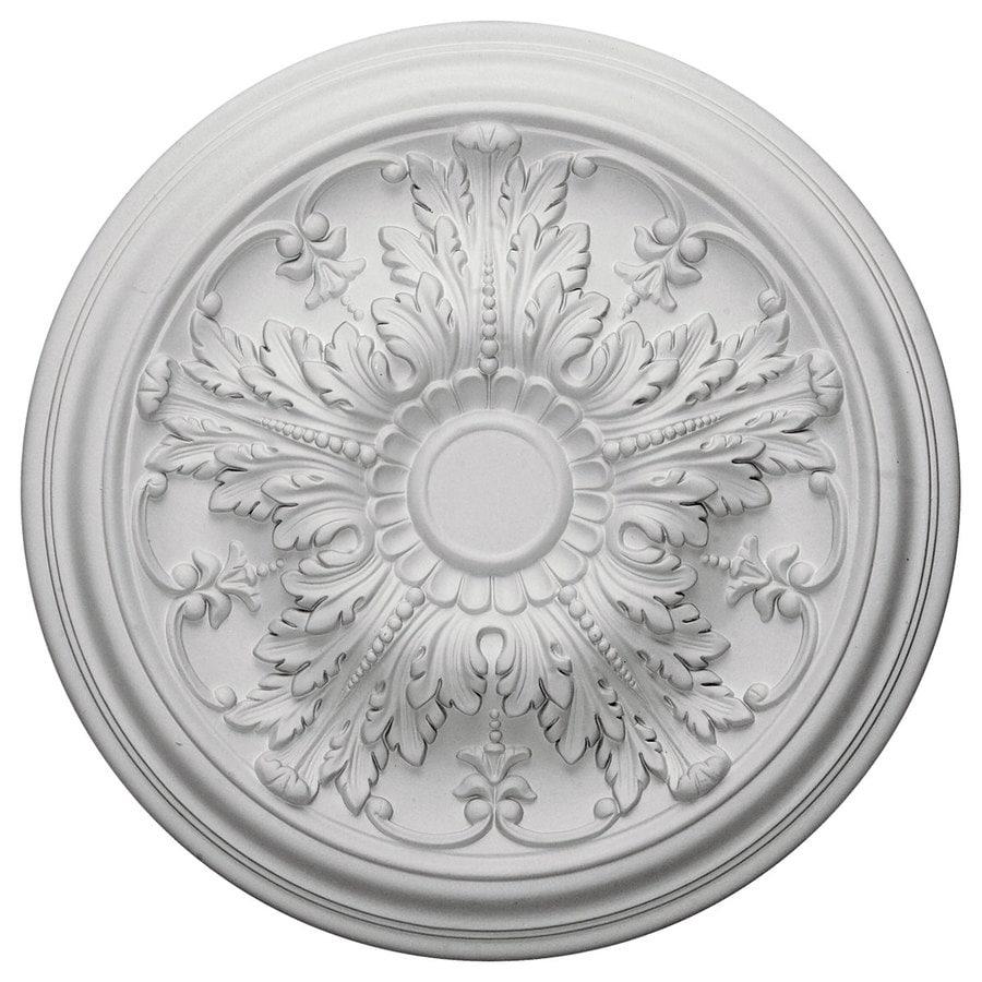 Ekena Millwork Damon 20-in x 20-in Polyurethane Ceiling Medallion