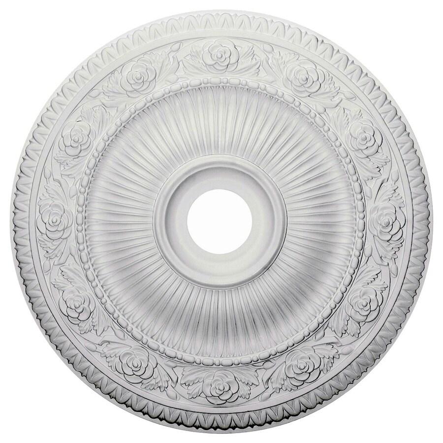 Ekena Millwork Logan 24.25-in x 24.25-in Polyurethane Ceiling Medallion