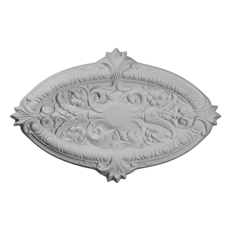 Ekena Millwork Marcella 26.75-in x 26.75-in Polyurethane Ceiling Medallion
