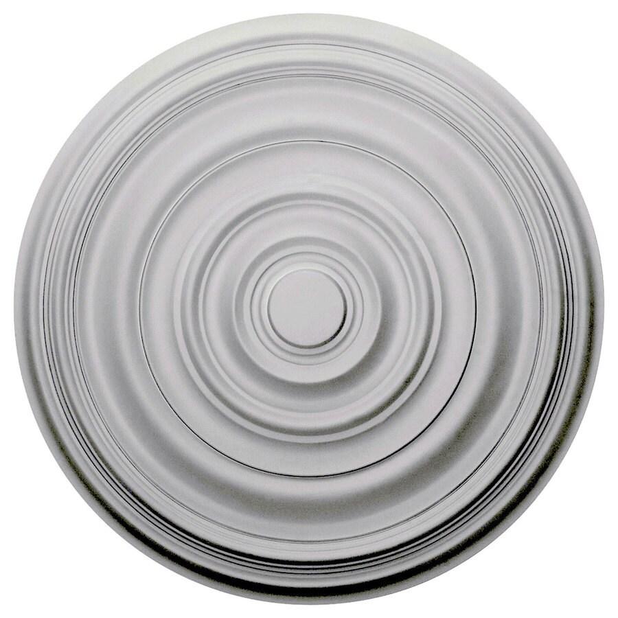 Ekena Millwork Carton 29.125-in x 29.125-in Polyurethane Ceiling Medallion