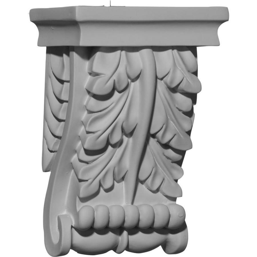 Ekena Millwork 4.625-in x 6.75-in Legacy Primed Polyurethane Corbel