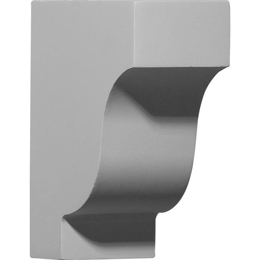 Ekena Millwork 2.875-in x 7.25-in Primed Polyurethane Corbel