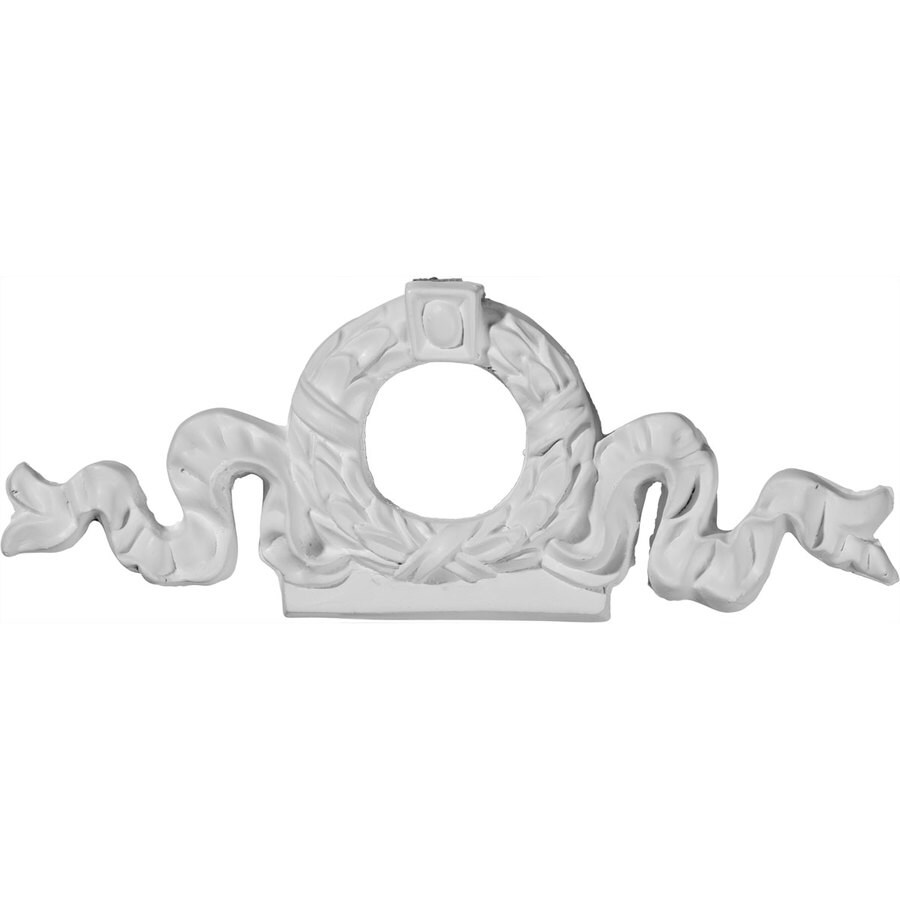 Ekena Millwork 7-in x 2.625-in Primed Urethane Applique