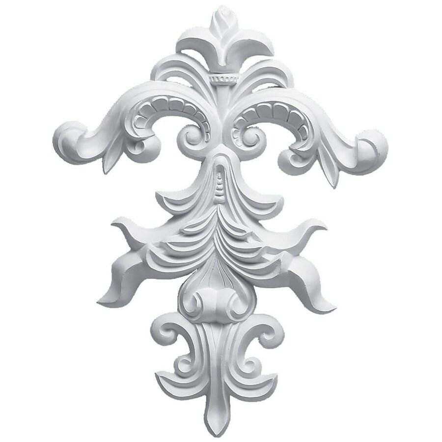 Ekena Millwork 9.25-in x 11.75-in Attica Urethane Applique
