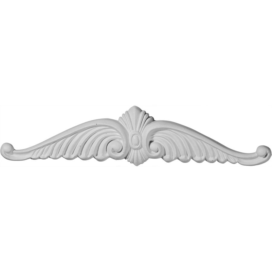 Ekena Millwork 10.625-in x 2.25-in Wings Urethane Applique